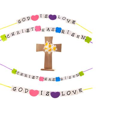 Post image for <h3 align=center><b><font color=red>Because He Is Risen…</font></b></h3>